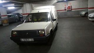 Furgoneta Renault Express