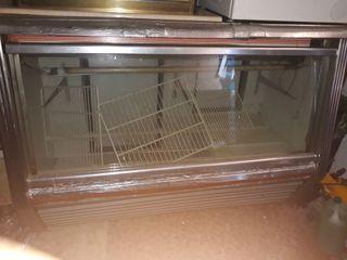 vitrina y yodo resturante