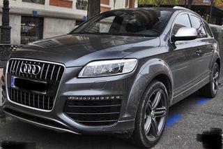 Audi Q7 6.0 tdi V12 500cv