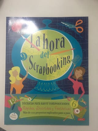 Libros Scrapbooking