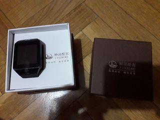 Reloj digital táctil Jisukuke