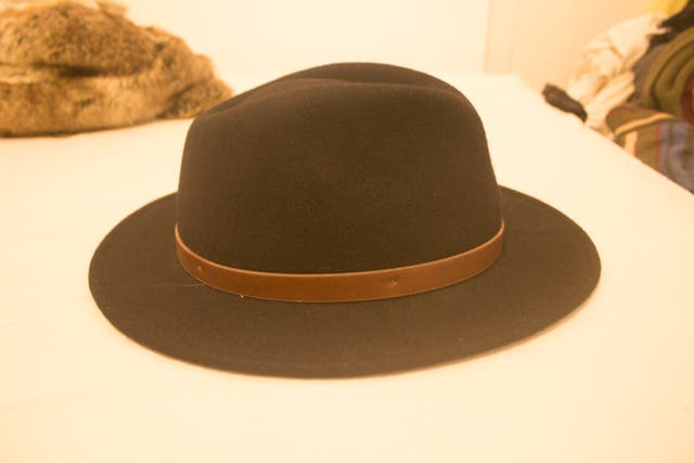 Sombrero Messer Fedora Brixton M de segunda mano por 35 € en ... 1c2ac087e9c