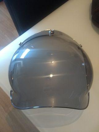burbuja casco jet