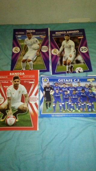 posters jugadores futbol