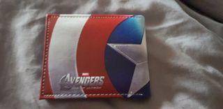 carteras Marvel