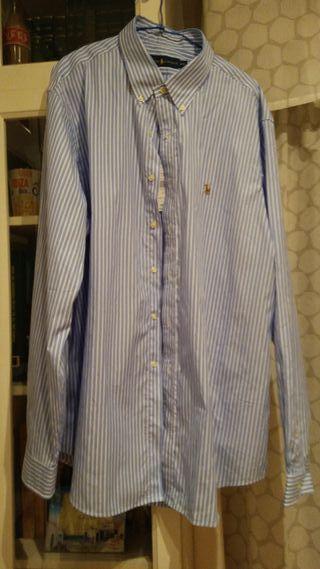 Camisa Polo Ralph Lauren talla XXL a estrenar