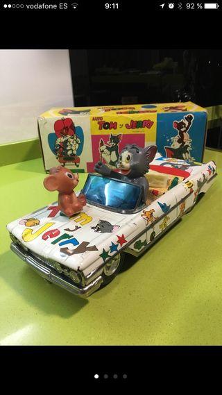 Oldsmobile Tom y Jerry de Rico,guisval,joustra,jrd,paya,sanchis,jyesa,