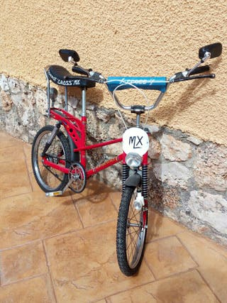 Bicicleta torrot cross mx