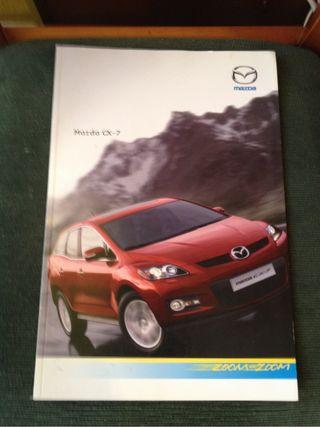 Catálogo Mazda CX-7