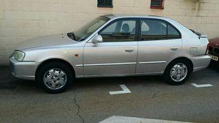 Hyundai Accent 2002 1.5 crdi