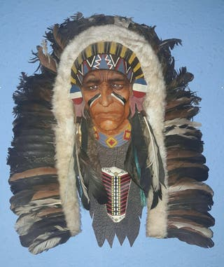Adornos Indios Americanos
