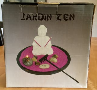 JARDÍN ZEN -NUEVO
