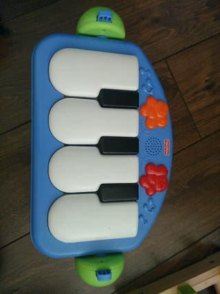 Fisher price piano pataditas