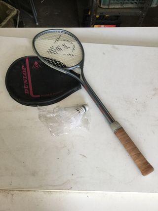 Raqueta badminton dunlop