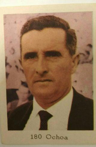 Cromo Real Oviedo . Ruiz Romero 62-63 . Ochoa segunda mano  España