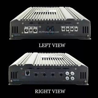 amplificador etapa quantum audio qb 1000d para sub