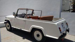 Jeep Viasa Comando HD 1981