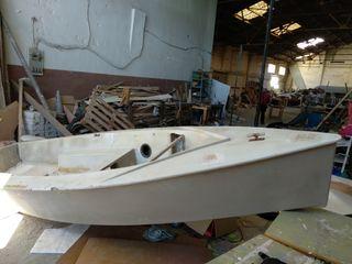 barco de vela 470