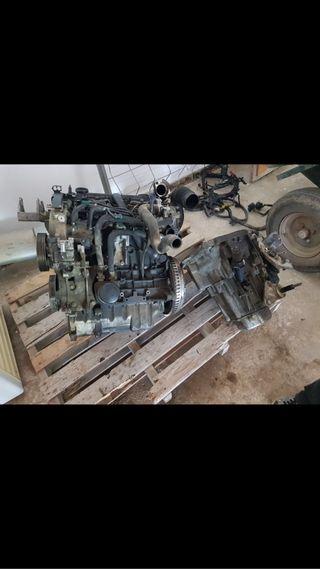 Motor hdi 2000 110cv