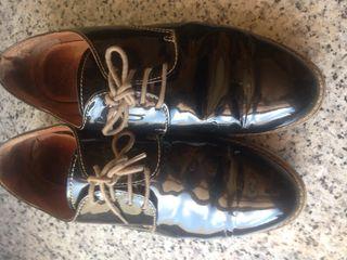 Zapatos de señora en buen estado