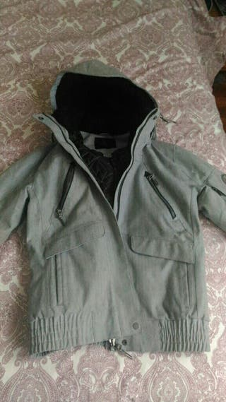 chamarra chaqueta cazadora quechua