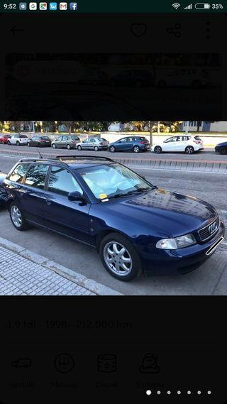 Audi A4 Avant 1.9 TDI 110 cv