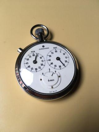 Cronometro Junghans coleccion