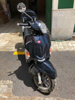 Scooter kymco like 50 cc