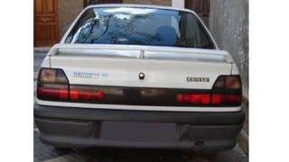 Renault 19 driver chamade 92