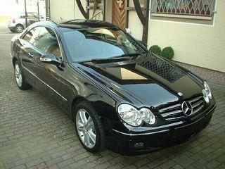 Mercedes-Benz CLK 200 (2008)