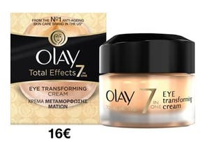 Olay Total Effects eyes