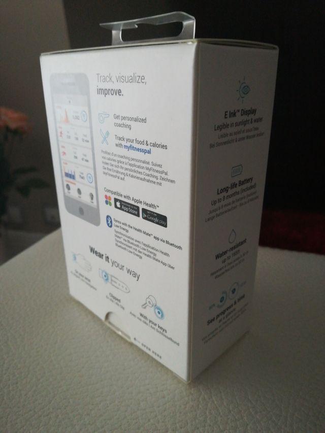 Pulsera de actividad Nokia Withings Go
