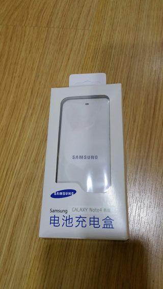 cargador bateria externa note 4