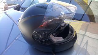 Casco moto TallaM