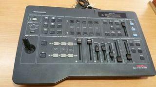 Mesa de imagen y sonido