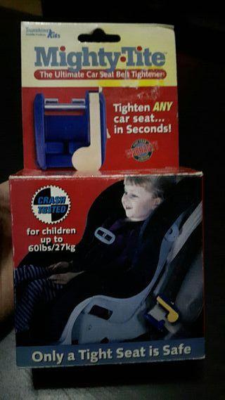 Carraca cinturón coche sillitas bebe