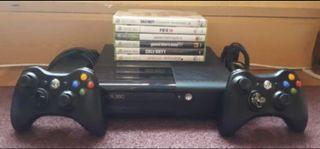 Xbox 360, MANDOS Y JUEGOS