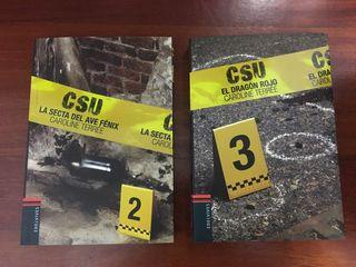 Libros CSU NUEVOS