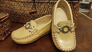 Zapatos niño Clarys
