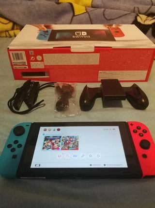 Nintendo Switch + Mario Kart
