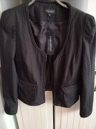 chaqueta Caramelo nueva