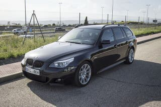 BMW 535d e61 Touring Pack M