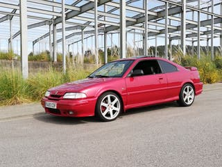 Rover 220 coupe turbo 1997