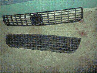 Rejillas Paragolpe Fiat Grande Punto 3