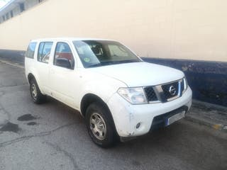 Nissan Pathfinder año 2007