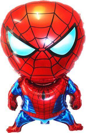 Globo Spiderman 80cm