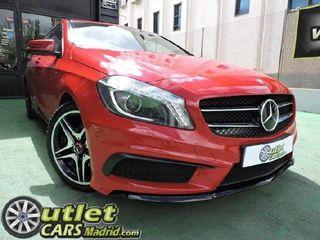 Mercedes-Benz Clase A A 180 CDI AMG Line 80 kW (109 CV)