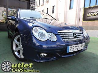 Mercedes-Benz Clase C C Sportcoupe 180 K 105 kW (143 CV)