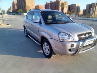Hyundai Tucson 4x4 2006