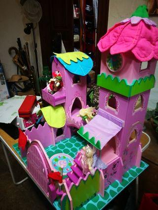 Casa de muñecas de van toy